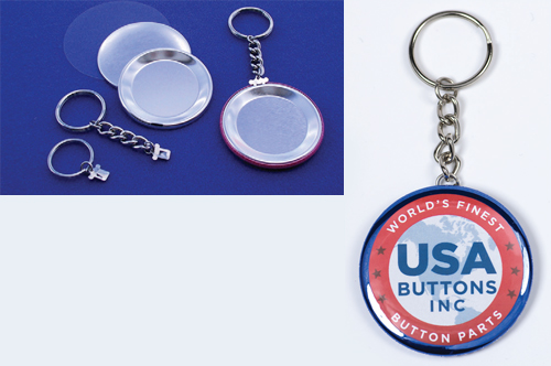 Keychain-Button-Sets