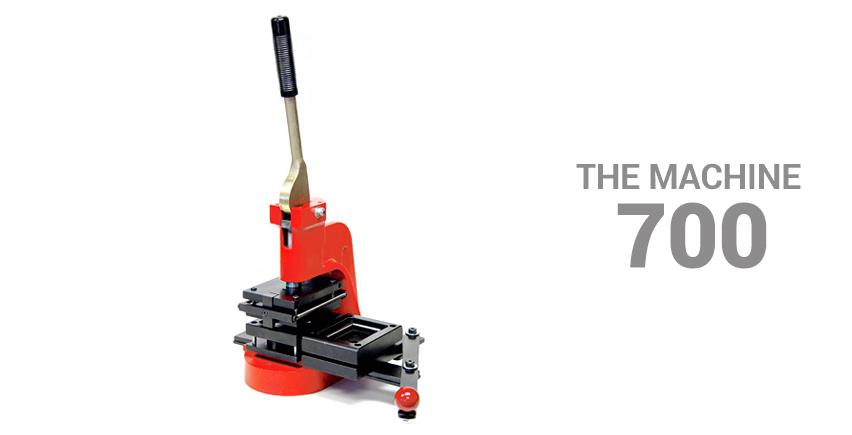 Machine 700